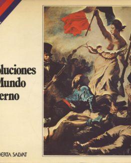 Venta online de libros de ocasión como Revoluciones del mundo moderno - Alfonso Lazo en bratac.cat