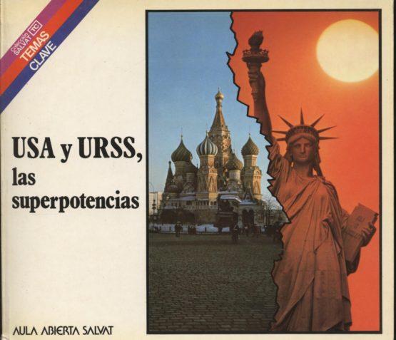 Venda online de llibres d'ocasió com USA y URSS, las superpotencias - Eduardo Haro Tecglen a bratac.cat