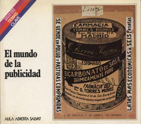 Venta online de libros de ocasión como El mundo de la publicidad - Miguel A. Furones en bratac.cat