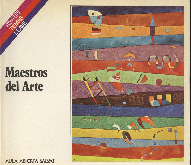 Venta online de libros de ocasión como Maestros del arte - José M. Cruz Valdovinos en bratac.cat