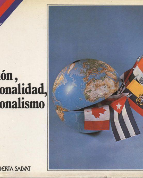 Venda online de llibres d'ocasió com Nación, nacionalidad, nacionalismo - Francisco Gutierrez Contreras a bratac.cat