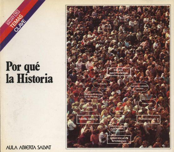 Venta online de libros de ocasión como Porqué la Historia - Manuel Tuñón de Lara en bratac.cat