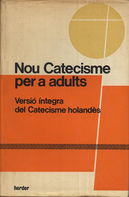 Venda online de llibres d'ocasió com Nou catecisme per a adults. Versió íntegra del Catecisme holandès a bratac.cat