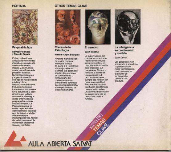 Venta online de libros de ocasión como Psiquiatría hoy - Salvador Cervera y Ricardo Zapata en bratac.cat