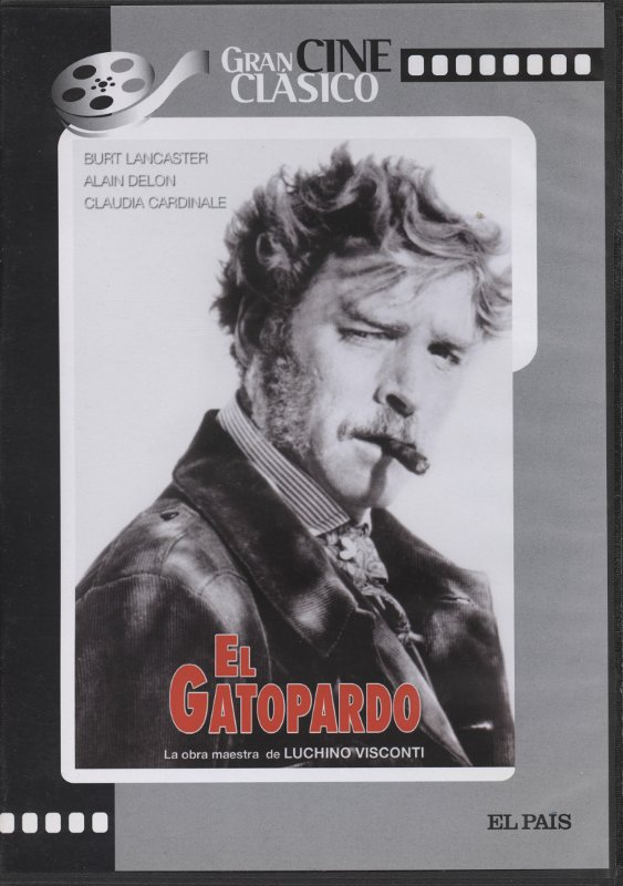 Venda online de DVD EL GATOPARDO - Luchino Visconti a bratac.cat