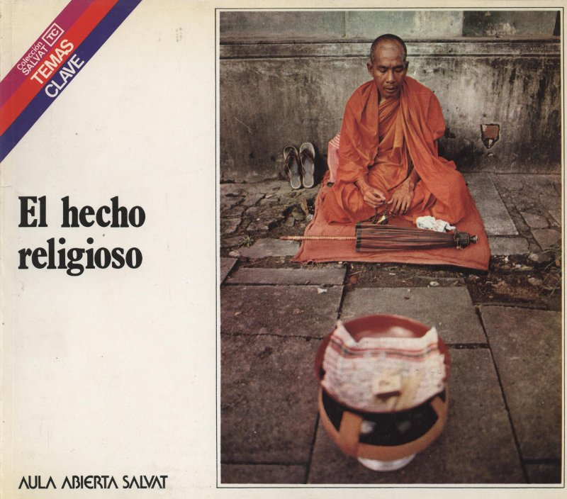 Venta online de libros de ocasión como El hecho religioso - Alfredo Fierro Bardají en bratac.cat
